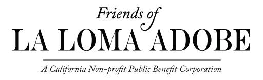 Friends of La Loma Adobe